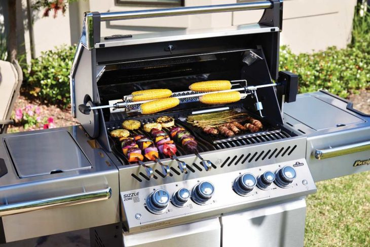Napoleon Prestige PRO 500 Natural Gas Grill Reviews